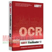 Программное обеспечение ABBYY FineReader 10 Professional Edition