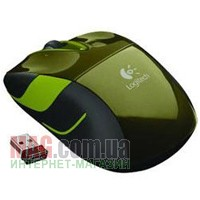 Мышь Logitech Wireless Mouse M525 Black/Green
