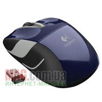 Мышь Logitech Wireless Mouse M525 Black/Blue