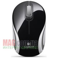 Мышь Logitech Wireless Mouse M187 Black